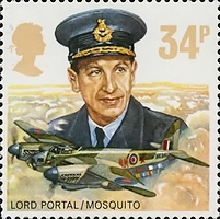 [The 50th Anniversary of the Royal Air Force, Typ ACQ]