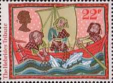 [Christmas Stamps, Typ ACT]