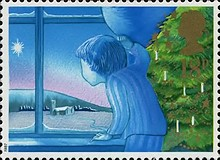 [Christmas Stamps, Typ ADZ]