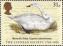 [The 200th Anniversary of the Linnean Society of London, Typ AEF]
