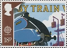[EUROPA Stamps - Transportation and Communications, Typ AEP]