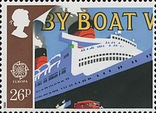 [EUROPA Stamps - Transportation and Communications, Typ AEQ]