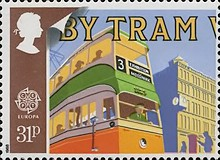[EUROPA Stamps - Transportation and Communications, Typ AER]