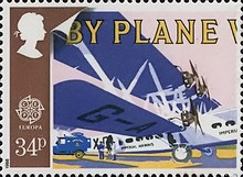 [EUROPA Stamps - Transportation and Communications, Typ AES]