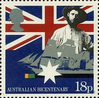 [The 200th Anniversary of Australia, Typ AET]