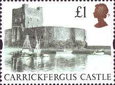 [British Castles - 1988 Issue Re-Engraved, Typ AFG1]
