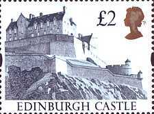 [British Castles - 1988 Issue Re-Engraved, Typ AFI1]