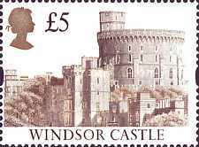 [British Castles - 1988 Issue Re-Engraved, Typ AFJ1]