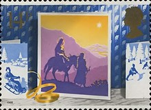[Christmas Stamps, type AFK]