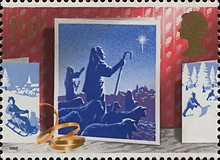 [Christmas Stamps, Typ AFL]