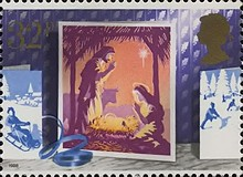 [Christmas Stamps, Typ AFN]