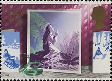 [Christmas Stamps, Typ AFO]