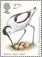 [The 100th Anniversary of RSPB - Birds, Typ AFQ]