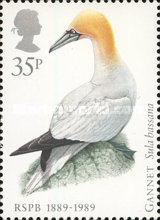 [The 100th Anniversary of RSPB - Birds, Typ AFS]