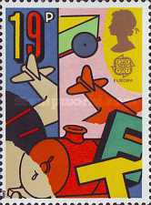 [EUROPA Stamps - Children's Games, Typ AGG]