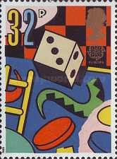 [EUROPA Stamps - Children's Games, Typ AGI]