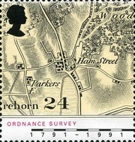 [The 200th Anniversary of the Ordnance Survey Maps, Typ ALB]