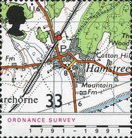 [The 200th Anniversary of the Ordnance Survey Maps, Typ ALD]