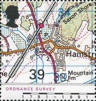 [The 200th Anniversary of the Ordnance Survey Maps, Typ ALE]