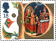 [Christmas Stamps, Typ ALF]
