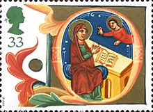 [Christmas Stamps, Typ ALI]