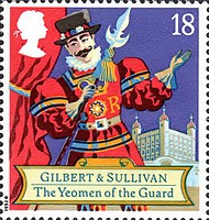 [The 150th Anniversary of the Birth of Sir Arthur Sullivan, Composer, Typ AMR]