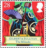 [The 150th Anniversary of the Birth of Sir Arthur Sullivan, Composer, Typ AMT]