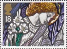 [Christmas Stamps, Typ ANB]