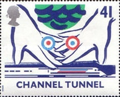 [Opening of Channel Tunnel, Typ AQJ]