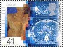 [EUROPA Stamps - Great Discoveries - Medical Discoveries, Typ ARC]