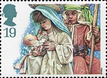 [Christmas Stamps, Typ ARD]