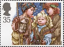 [Christmas Stamps, Typ ARG]