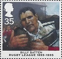 [The 100th Anniversary of the Rugby League, Typ ATC]
