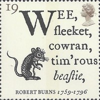[The 200th Anniversary of the Death of Robert Burns, Typ ATJ]