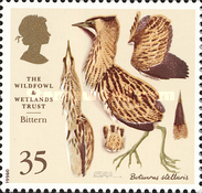 [The 50th Anniversary of the Wildfowl and Wetlands Trust, Typ AUA]
