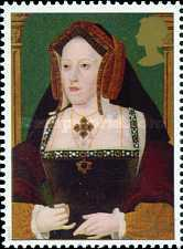 [The 450th Anniversary of the Death of King Henry VIII, Typ AVW]