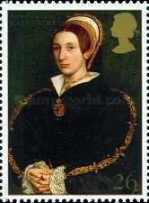 [The 450th Anniversary of the Death of King Henry VIII, Typ AVZ]