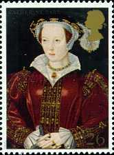 [The 450th Anniversary of the Death of King Henry VIII, Typ AWA]