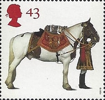 [The 50th Anniversary of the Queens Horses, Typ AWQ]