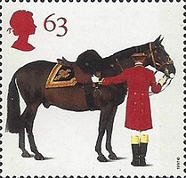 [The 50th Anniversary of the Queens Horses, Typ AWR]