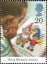 [The 100th Anniversary of the Birth of Enid Blyton, Typ AWW]