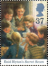[The 100th Anniversary of the Birth of Enid Blyton, Typ AWY]