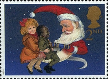 [Christmas Stamps, Typ AXB]