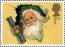 [Christmas Stamps, Typ AXC]