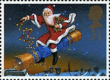 [Christmas Stamps, Typ AXD]