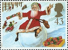 [Christmas Stamps, Typ AXE]
