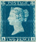 [Queen Victoria, 1819-1901 - White Line Below