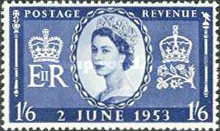 [The Crowning of Queen Elizabeth II, Typ BCI]