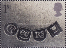 [Greetings Stamps, Typ BEA]