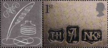 [Greeting Stamps - Larger Issue, Typ BEC1]